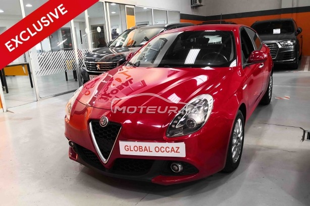 ALFA-ROMEO Giulietta 1.6 jtdm 120 occasion 925806