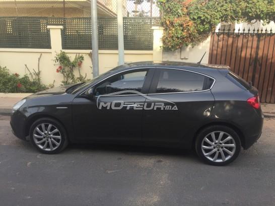 Voiture au Maroc ALFA-ROMEO Giulietta 2.0 jtdm 170 ch distinctive + - 170049