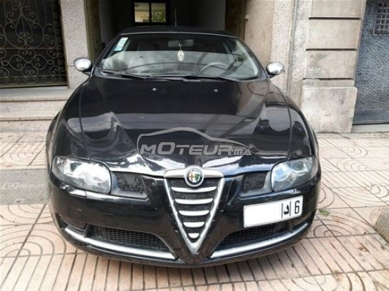alfa romeo gt 2012 essence 143516 occasion casablanca maroc. Black Bedroom Furniture Sets. Home Design Ideas