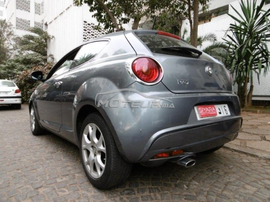 alfa romeo mito 2011 diesel 180441 occasion casablanca maroc. Black Bedroom Furniture Sets. Home Design Ideas