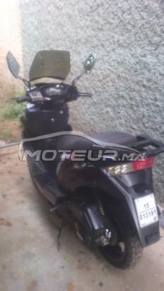 Moto au Maroc AC Af1 125 - 231017