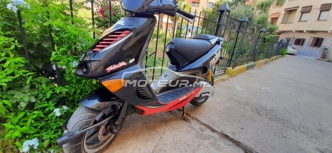 دراجة نارية في المغرب APRILIA Sr 50 - 327062