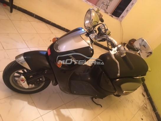 Moto au Maroc APRILIA Habana 50 custom - 161959