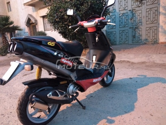 دراجة نارية في المغرب APRILIA Sr 50 Aprilia sr - 276323