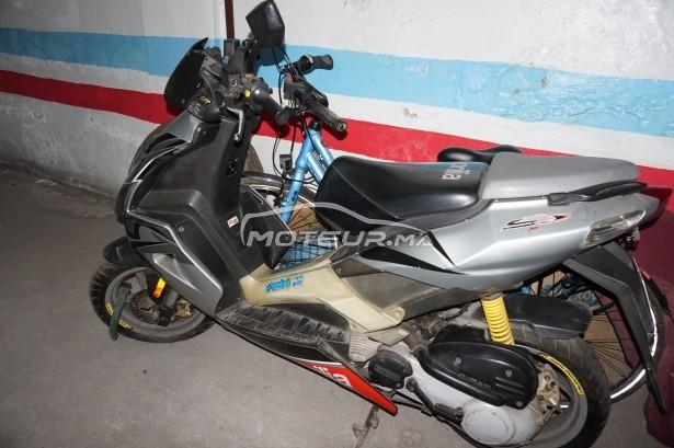 دراجة نارية في المغرب APRILIA Sr 50 - 323388