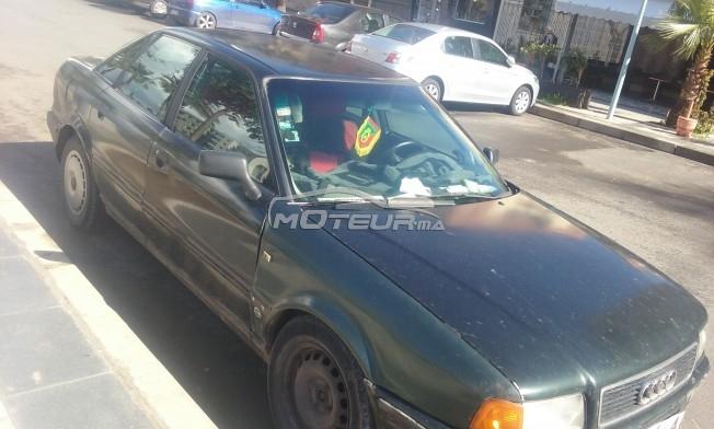 سيارة في المغرب أودي 80 - 198241