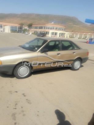 سيارة في المغرب AUDI 80 - 176459