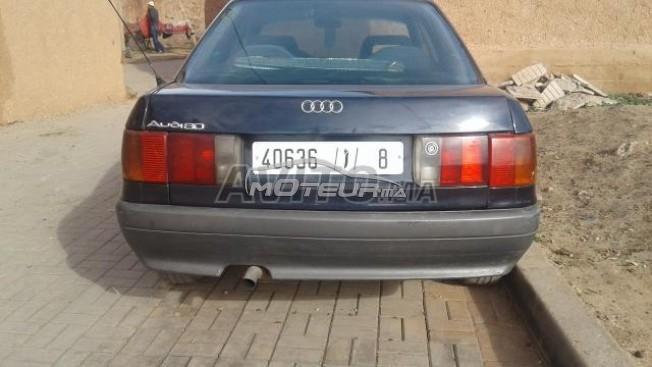 سيارة في المغرب AUDI 80 - 143703