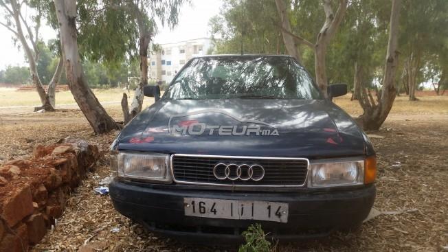 سيارة في المغرب AUDI 80 - 161302