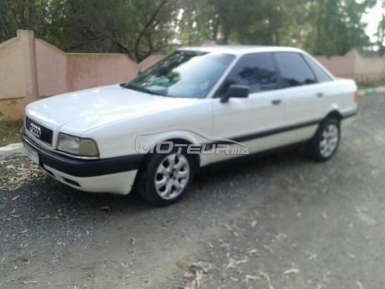سيارة في المغرب AUDI 80 - 155301