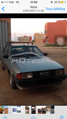 سيارة في المغرب AUDI 80 - 142991
