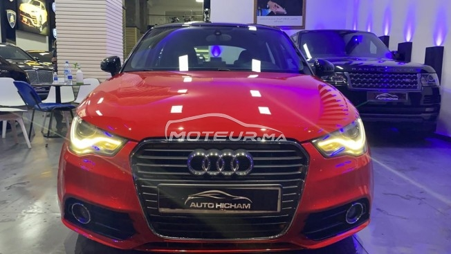 AUDI A1 New occasion