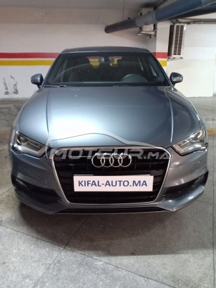 AUDI A3 2.0 tdi 150 s line s tronic occasion 677777