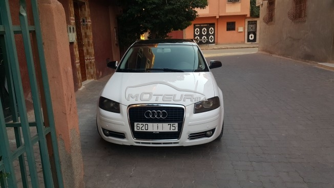 Voiture au Maroc AUDI A3 Sportback 2.0 tdi - 156385