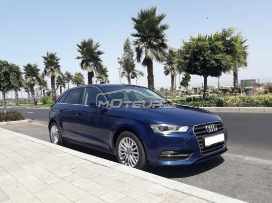Voiture au Maroc AUDI A3 1.6 tdi import edition allemande - 182099