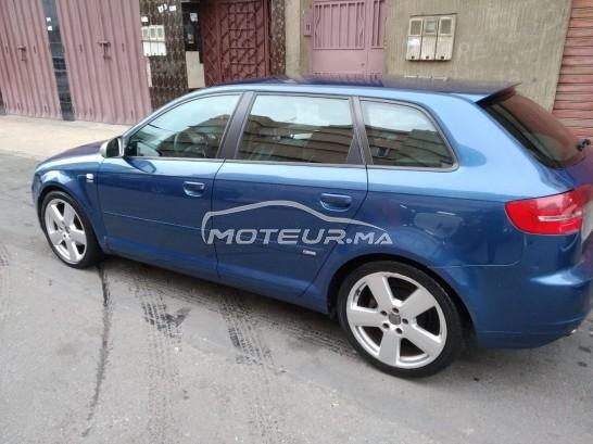 Voiture Audi A3 2006 à casablanca  Diesel  - 8 chevaux
