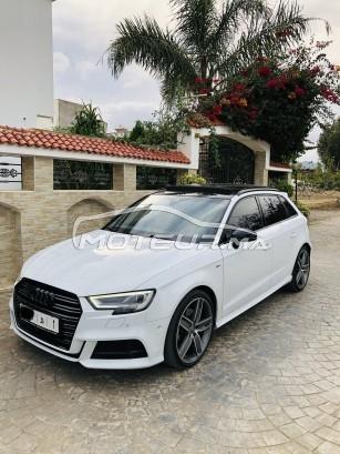 Voiture Audi A3 2018 à tetouan  Diesel  - 8 chevaux