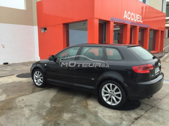 audi a3 audi a3 sportback 2l tdi 140 diesel bo te auto 2007 diesel 144001 occasion. Black Bedroom Furniture Sets. Home Design Ideas