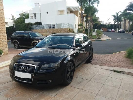 سيارة في المغرب أودي ا3 2.0 tdi 140ch pack ambition - 204133