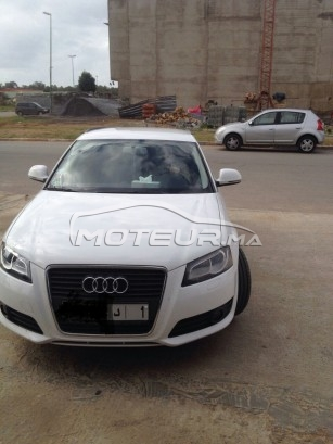 سيارة في المغرب أودي ا3 Sportback 2l tdi - 229684