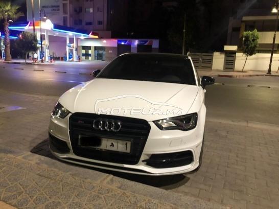 Voiture Audi A3 2016 à fes  Diesel  - 8 chevaux