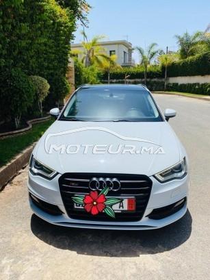 Voiture Audi A3 2016 à casablanca  Diesel  - 8 chevaux