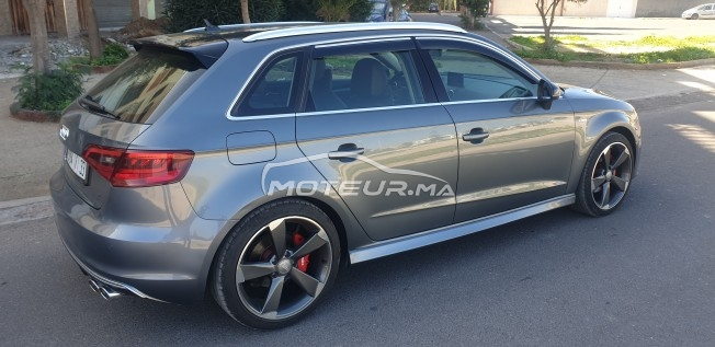 Voiture Audi A3 2014 à agadir  Diesel  - 8 chevaux