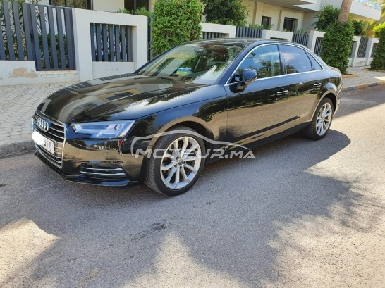 AUDI A4 Exclusif occasion