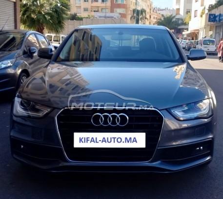 Voiture au Maroc AUDI A4 S-line prestige - 258439