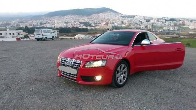 audi a5 2009 essence 155971 occasion tanger maroc. Black Bedroom Furniture Sets. Home Design Ideas