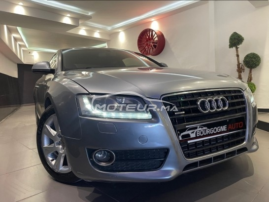 AUDI A5 coupe occasion