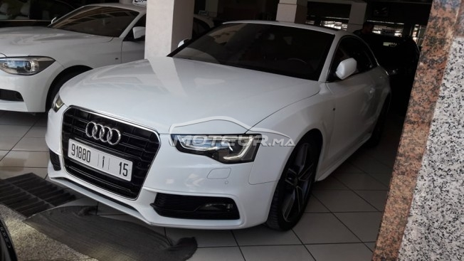 AUDI A5 coupe S-line occasion 728458