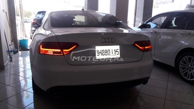 AUDI A5 coupe S-line occasion 728452
