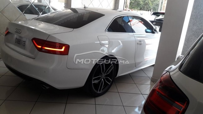 AUDI A5 coupe S-line occasion 728453