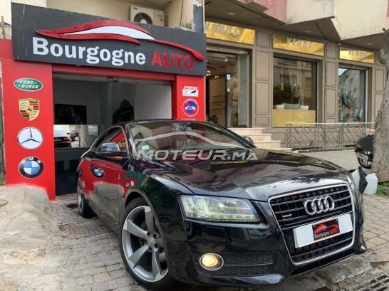 سيارة في المغرب AUDI A5 coupe 3.0 l - 315215