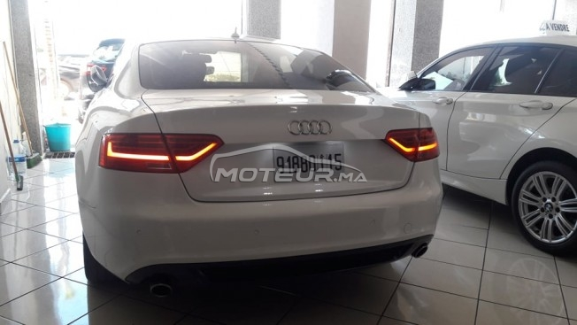 AUDI A5 coupe S-line occasion 728455