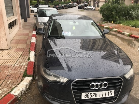 سيارة في المغرب AUDI A6 - 246668