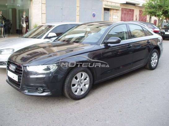 سيارة في المغرب أودي ا6 - 158467