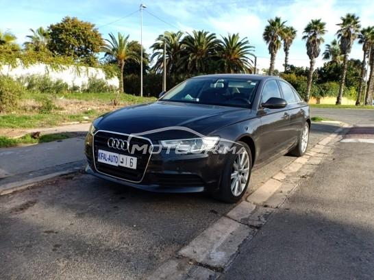 Voiture au Maroc AUDI A6 2.0 tdi prestige - 299013