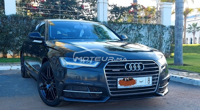 AUDI A6 Quattro sline black edition occasion