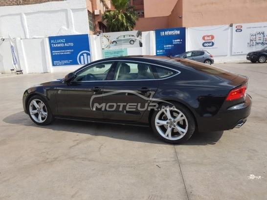 سيارة في المغرب AUDI A7 prestige v6 3.0 - 254046