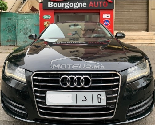 سيارة في المغرب AUDI A7 3.0 quattro - 315216