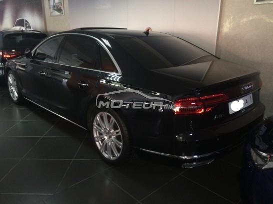 سيارة في المغرب AUDI A8 - 154190