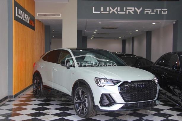 Acheter voiture occasion AUDI Q3 sportback S-line (importée neuve) au Maroc - 352446