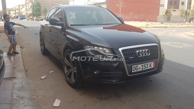 أودي كي5 Black edition 2.0 tdi مستعملة 546423