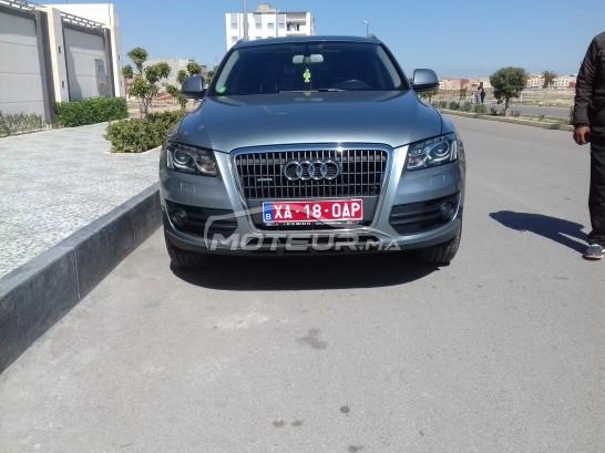 سيارة في المغرب AUDI Q5 2.0 tdi 4x4 bva quattro - 262999