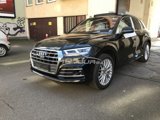 audi q5 s line quatro 2019 diesel 150124 occasion nador maroc. Black Bedroom Furniture Sets. Home Design Ideas