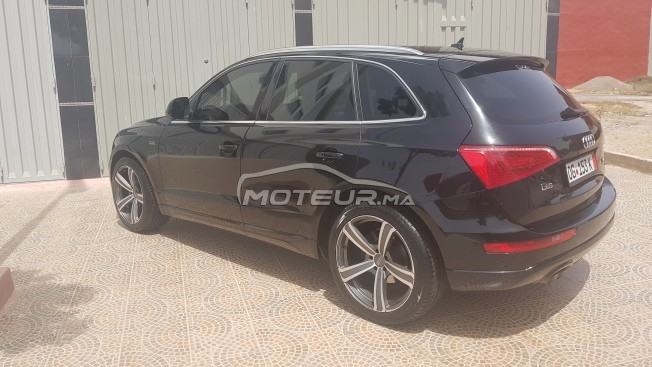 أودي كي5 Black edition 2.0 tdi مستعملة 546436