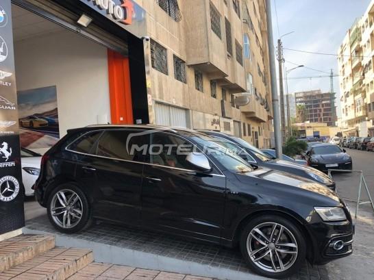 Voiture au Maroc AUDI Q5 S-line tdi - 260322