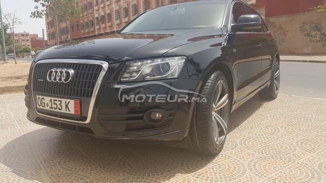 أودي كي5 Black edition 2.0 tdi مستعملة 546426